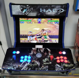 Personalized Arcade Machines with up to 5000 Games!