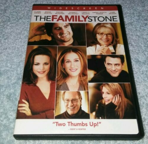The Family Stone Widescreen Edition DVD - $6.99