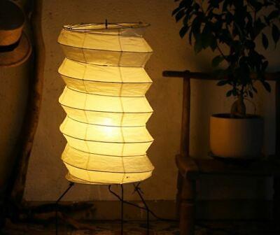 Isamu Noguchi AKARI Lantern UF2-31N Floor Stand Lamps Handcraft Authentic Japan