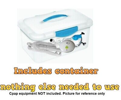 Cleaner Sanitizing Machine CPAP mask So easy to use and clean any brand