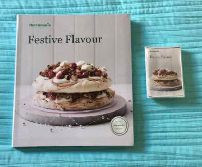 Thermomix cooking for your baby toddler other appliances thermomix festive flavour book and chip forumfinder Images