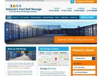 Great value self storage units containers. 2mins off j6 of the m4. Close to heathrow windsor.