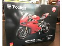 Pocher Ducati Panigale 1:4 wanted