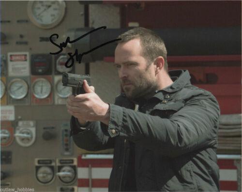 Strike Back Sullivan Stapleton Autographed Signed 8x10 Photo COA #A2