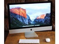 Apple iMac Slim **5K** 27 inch i5 Quadcore 3.5Ghz 16gb Ram 1TB Fusion Drive Logic ProX