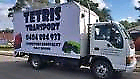 Local INSURED Furniture Removalist Removals 2 or 3 Men Truck Hire