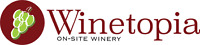 Winery attendant and sales.
