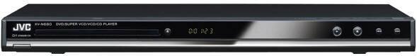JVC XV-Y360 Region Free DVD Player - 110-240 Volt 50/60 Hz W
