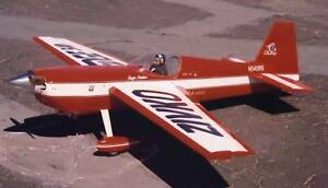 EDGE 540  80 inch Wingspan  Laser-Cut Short-Kit  RC Aircraft 30-50 cc Engines
