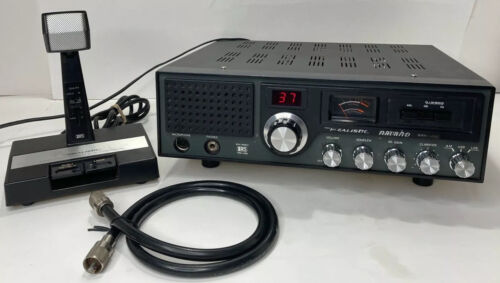 Realistic Navaho TRC-458 AM/SSB 40-Channel CB Base Station Transceiver - Works. Buy it now for 325.00