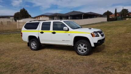 2011 Holden Colorado LX-R 4WD- $19500 ONO