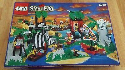 RARE VINTAGE 1994 LEGO 6278 ENCHANTED ISLAND NEW SEALED