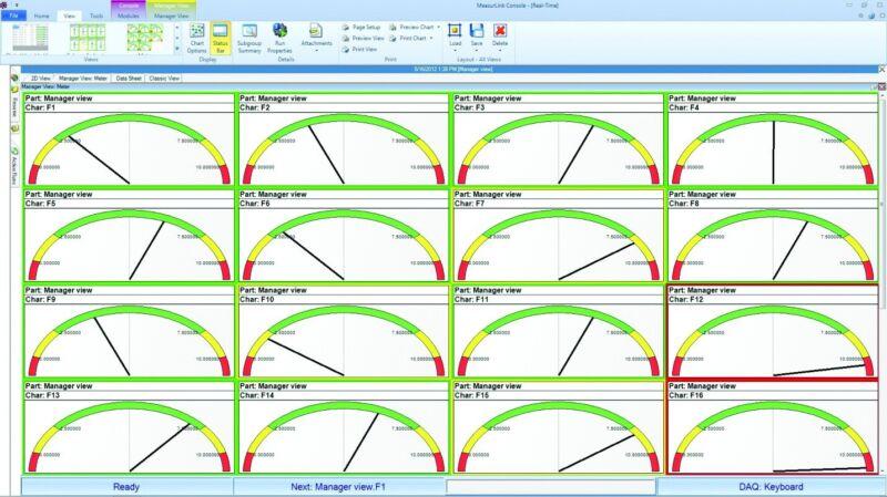64AAB610 MeasurLink Process Manager Standard