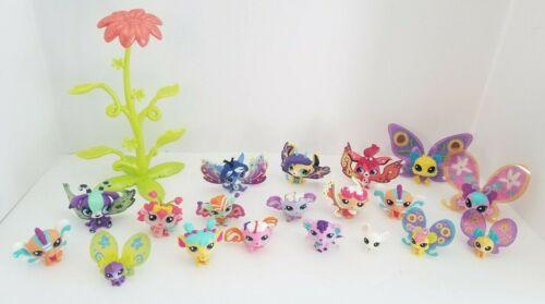 Littlest Pet Shop LPS Huge Big Lot Moonlite Fairies Butterfly Fairy Lot