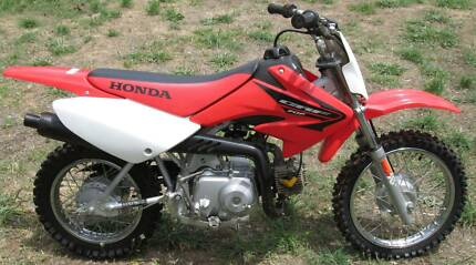 CRF70 Honda Trail Bike