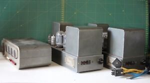 Quad II vintage 50's 60's valve amplifier tube amp  2  Quad 22 control unit