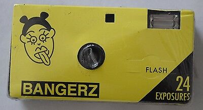 Miley Cyrus Rare In Plastic Vip Bangerz Tour Disposable Camera Opened Free Ship