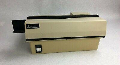 Zip Strip Inc. Model 120 Paper Document Adhesive Strip Machine