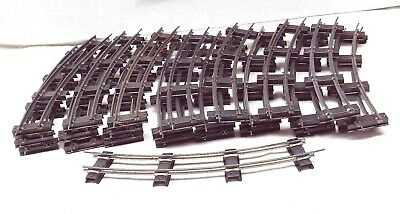 AMERICAN FLYER  24 ''TWENTY-FOUR'' CLEANED #702 CURVE TRACK .. READY TO LAY
