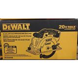 "Brand New DEWALT DCS391B 20V MAX Li-Ion Cordless 6-1/2"" Circular Saw (Tool Only)"