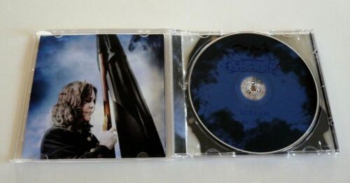 Ozzy Osbourne : Scream CD Compact Disc (2010)