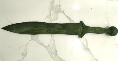 Large Roman Bronze Legionary Sword Pugio Gladius Dagger