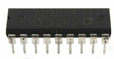 Ad7574jn Analog To Digital Converter 8-bit Mpu Compatible - Lot Of 1 Or 3.