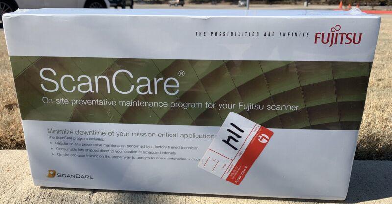 Fujitsu Scanaid Consumable Kit For Fi-6670 & Fi-6770 Cg01000-527601 Brand New