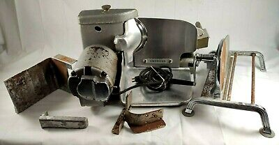 Vintage American Slicing Machine Meat Cheese Slicer Wblade And More