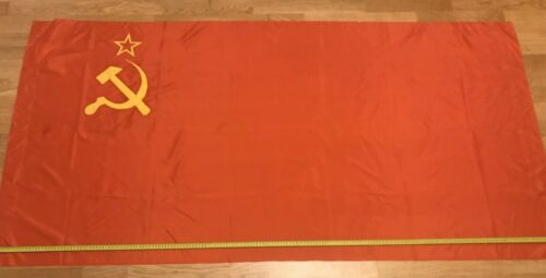 Original Great Flag USSR Vintage