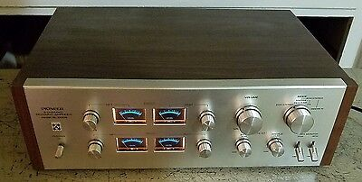 RARE! Pioneer QL-600A 4 Channel Decoder Amplifier Made In Japan READ!