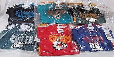 NFL 3 pack Bodysuit Set by Gerber Childrenswear Select Size THEN Team Below