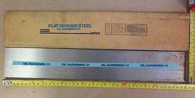 O1 Tool Steel Sheet 564 X 3 X 18 Simonds Flat Ground Steel Oil Hardening