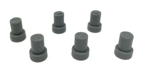 LITTLE GIANT Replacement Rubber Grommet Duramate Auto Waterer Plug 6 Pack (SW8)