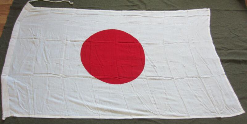 WWII JAPANESE JAPAN IJA NAVY FLAG- SIZE 3X5