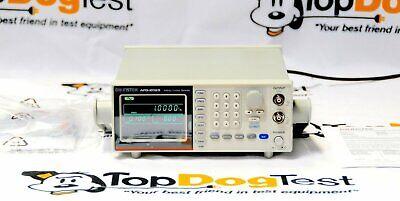 Gw Instek Afg-2025 Function Generator Arbitrary 1 Channel 25 Mhz Afg-2000 Se