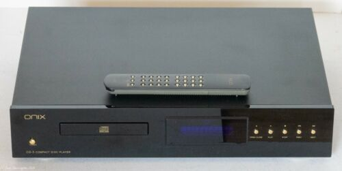 ONIX CD-5 Audiophile CD Player + Remote - EXCELLENT