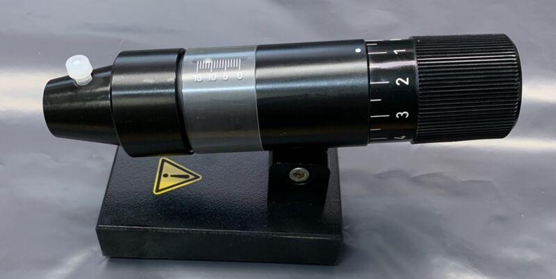 Eppendorf CellTram Air Manual Micro Injector 5176  /  No. 00880