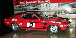 "1:18 ALLAN MOFFAT'S COCA-COLA '69 MUSTANG - ""MINT"" Taree Greater Taree Area Preview"