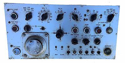 Ikegai Ax30n Cnc Lathe Operator Panel