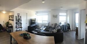 SPACIOUS NEW 1BEDROOM + 1BATH FOR RENT IN 2+2 CONDO CLOSE TO TTC