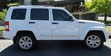 2011 Jeep Cherokee Limited Auto 4WD MY11 Randwick Eastern Suburbs Preview