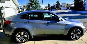 2012 BMW X6 Sport package 35i