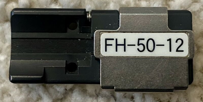 FH-50-12 Fiber Holder for 12F Ribbon Fiber