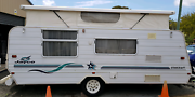 Jayce poptop caravan Burrum Town Fraser Coast Preview