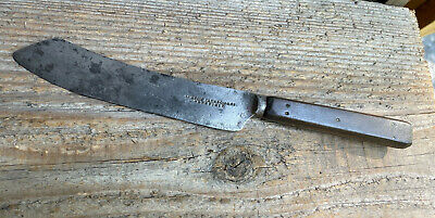 "VINTAGE JACKSON & CO. SHEFFIELD - TABLE KNIFE - 9 3/8"""