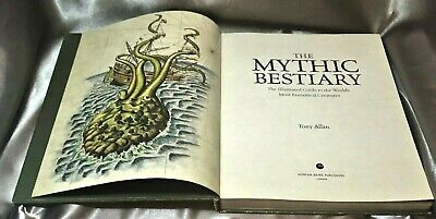 THE MYTHIC BESTIARY Illustrations of WORLDS MOST FANTASTICAL CREATURES Guide HC