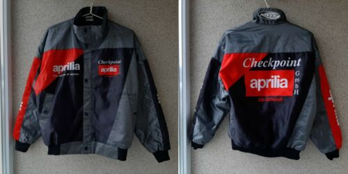 Aprilia Moto Jacket Kenny Vintage Racing Motorcycle
