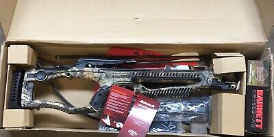 Barnett Assault Recurve Crossbow Package 4x32 Muti-Recticle Scope