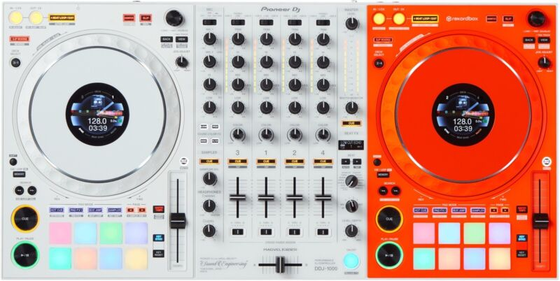 Pioneer DDJ-1000-OW   Off-White   Extremely Limited